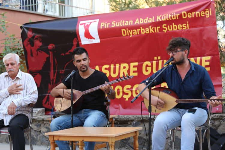 Diyarbakır Cemevi deyişler