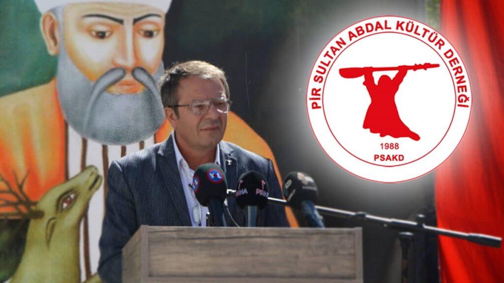 PSAKD Genel Merkez Yol Erkan Kurulu gani kaplan